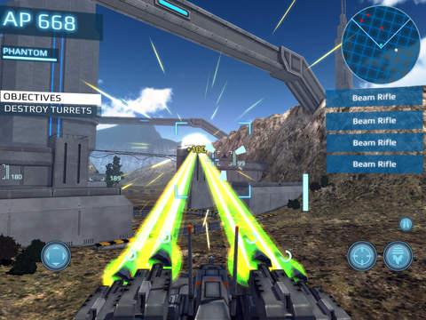 MetalWars3 screenshot 8