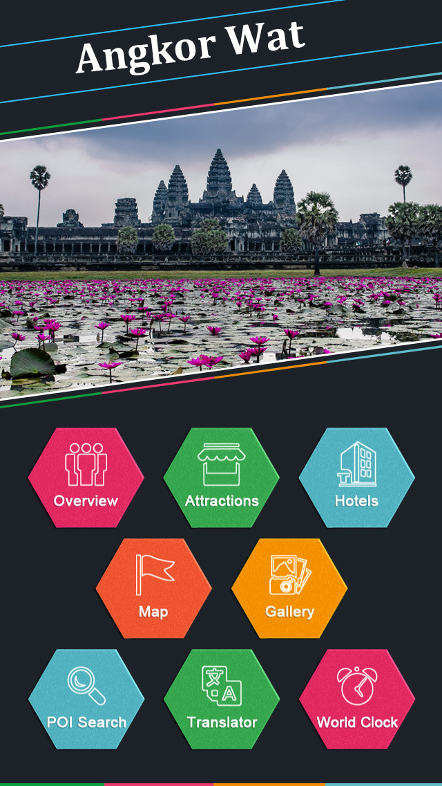 Angkor Wat Travel Guide screenshot 2