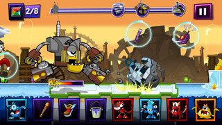 Mixels Rush - Use Mixes, Maxes and Murps to Outrun the Nixels screenshot 5