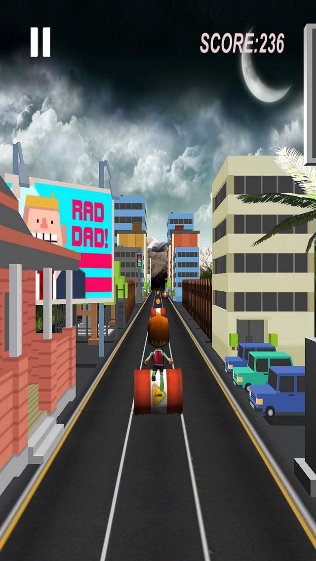 City Runner 3D screenshot 5
