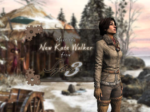 Syberia AR - Meet Kate Walker screenshot 6