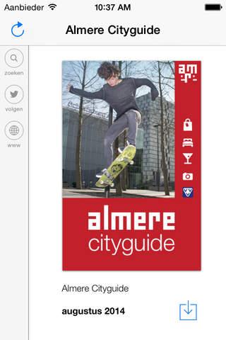 Almere Cityguide - náhled