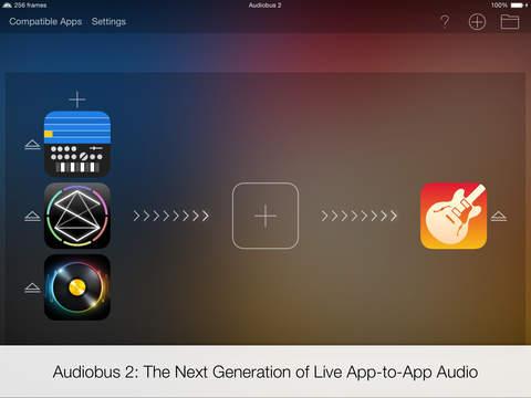 Audiobus screenshot 6