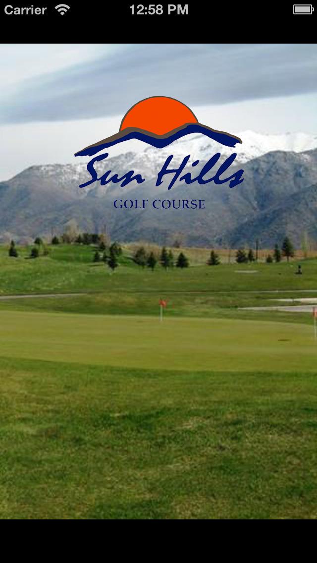 Sun Hills Golf Course screenshot 1