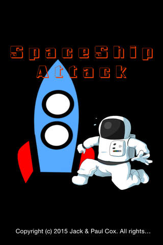 Spaceship Attack - náhled