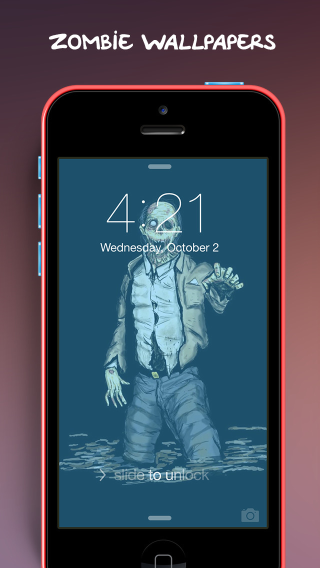 Zombie Hd Live Wallpapers Scary Backgrounds Apps 148apps