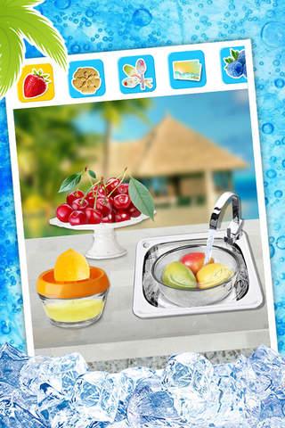 Sweet Summer Treats - Frozen Yogurt Maker - náhled