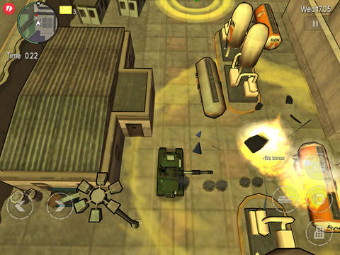 Grand Theft Auto: Chinatown Wars HD screenshot 7