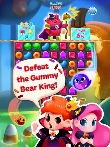 Candy Blast Mania: Halloween screenshot 6
