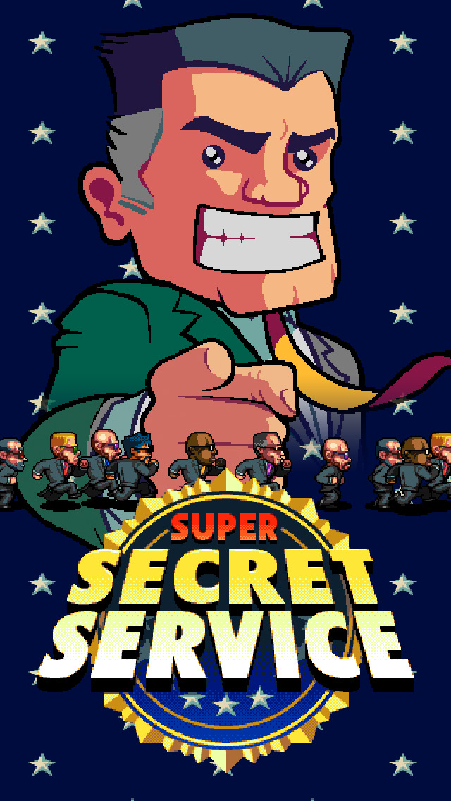 Super Secret Service screenshot 1