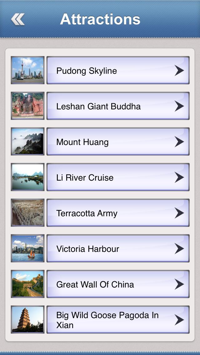 China Travel Guide screenshot 3