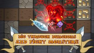 Mine Quest - Dungeon Crawling RPG screenshot #3
