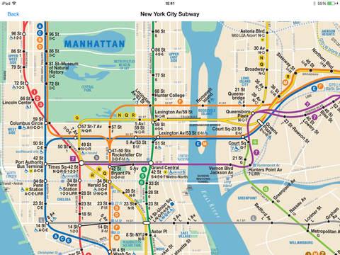 Mapas del mundo para iPad - náhled
