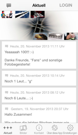 Grueberfotografie screenshot 1