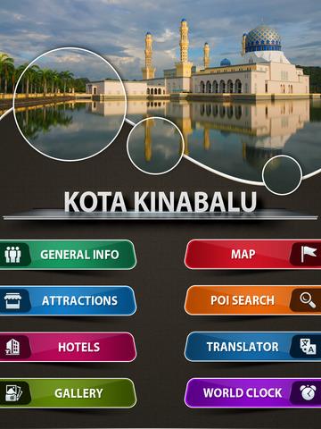 Kota Kinabalu Offline Travel Guide screenshot 7