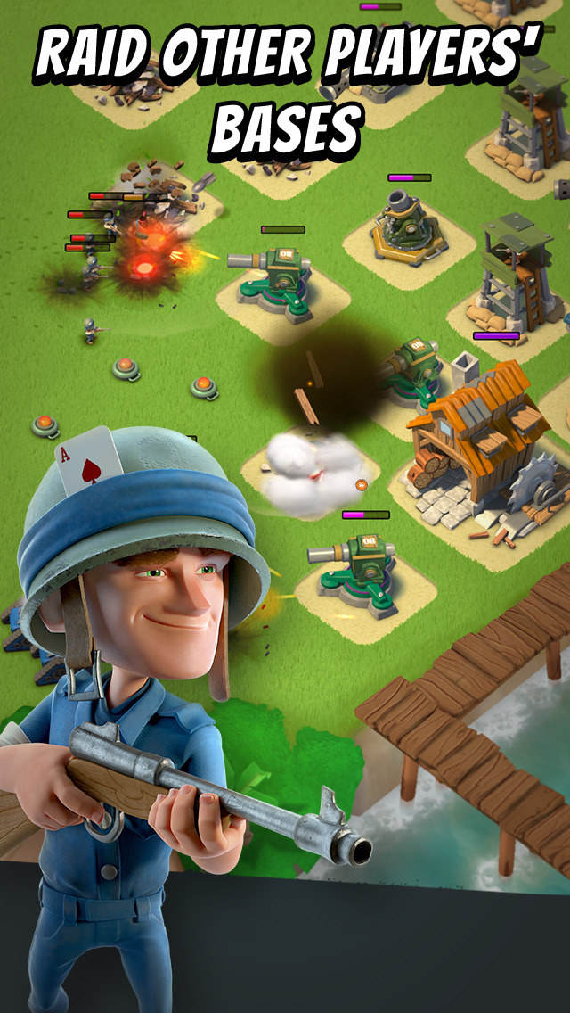 Boom Beach screenshot #3