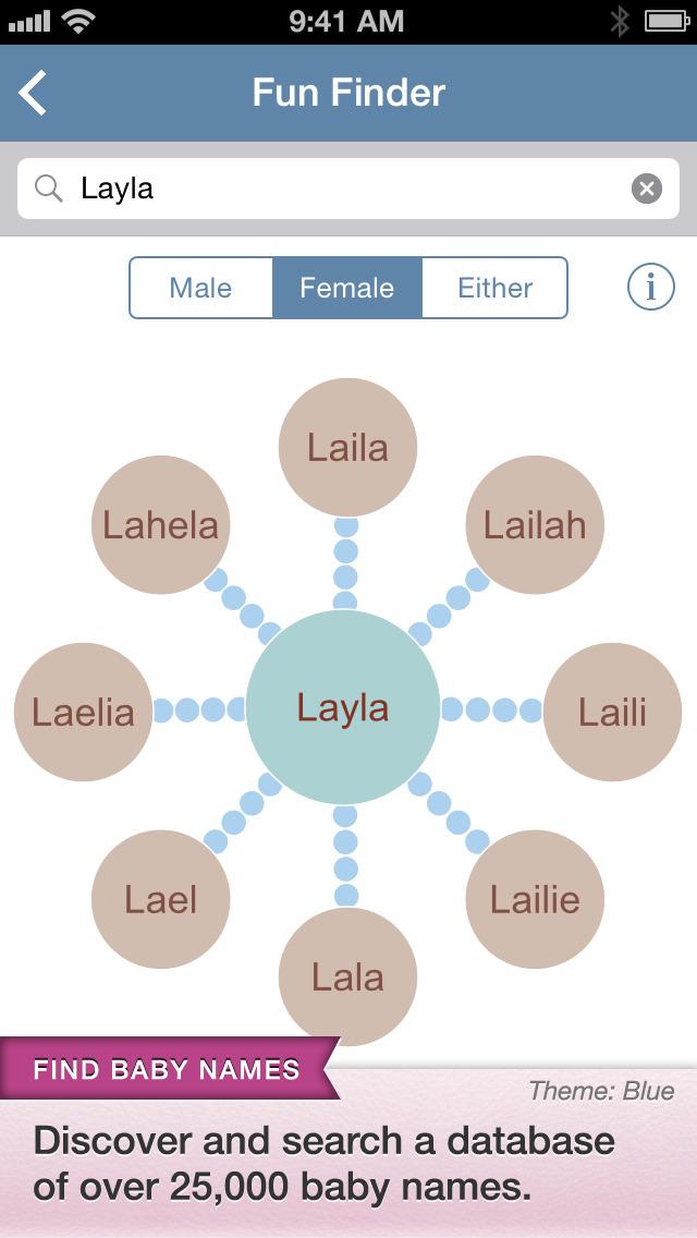 BabyBump Pregnancy Pro with Baby Names screenshot 3