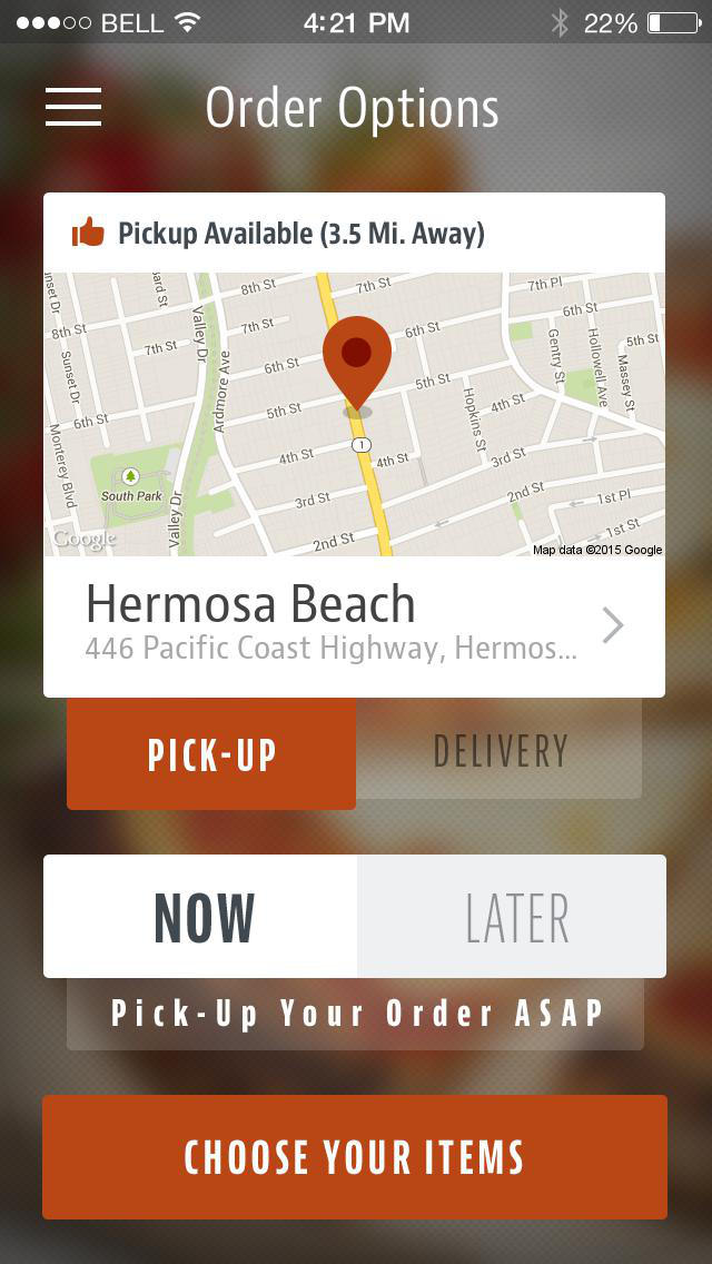 Fat Tomato Hermosa Beach screenshot 2