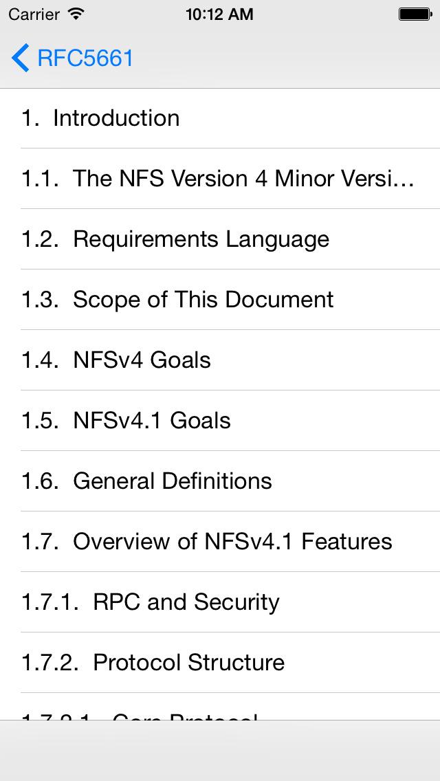 RFCReader Pro screenshot 4