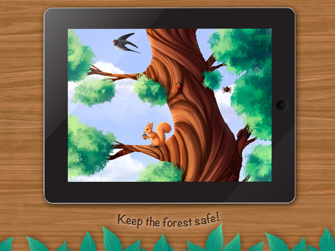 Who Lives in a Tree? An Interactive Children's Mini-Encyclopedia. screenshot 10