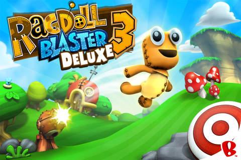 Ragdoll Blaster 3: Deluxe - náhled