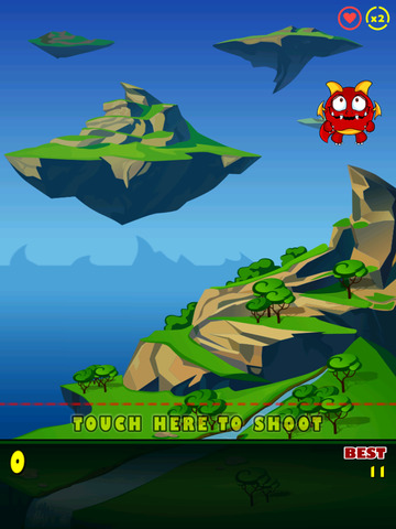 Shoot Dragon Down screenshot 4