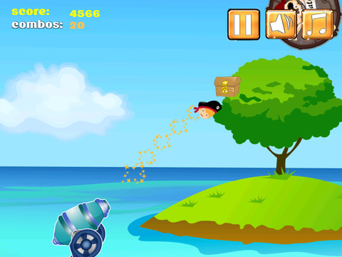 A Pirate Jump Diamond Chase Pro Game Full Version screenshot 10
