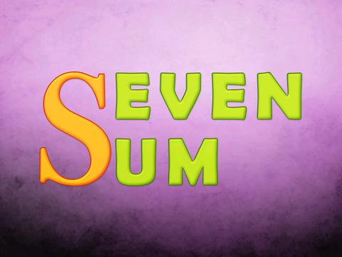 Seven Sum screenshot 5