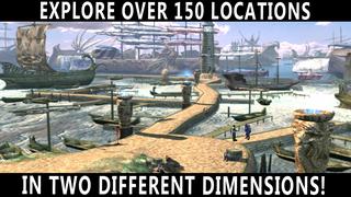 The Longest Journey Remastered screenshot 3