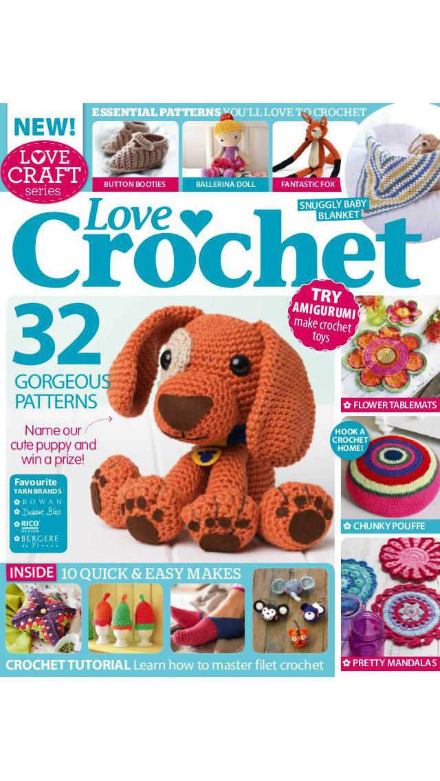Love Crochet Magazine screenshot 1