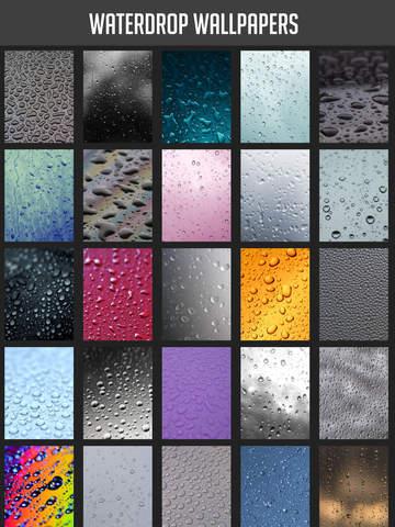 Waterdrop Wallpapers screenshot 6