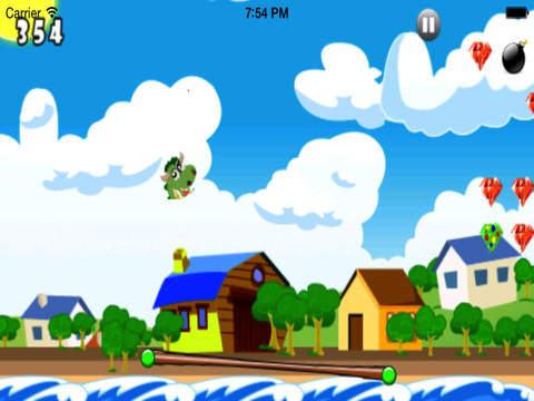 Dragon Jump : Fun And Passionate About The Heights screenshot 8