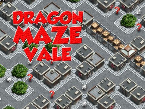 Dragon Maze Valley by Top Best Fun Cool Games screenshot 4