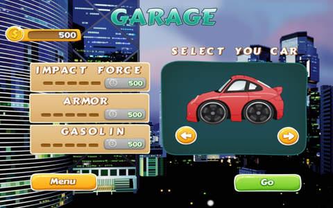 Crazy Parking Game Free - náhled