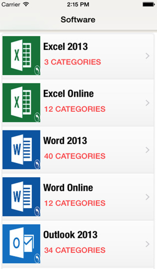 Keyboard shortcuts of Microsoft Office 365 for PRO | Apps