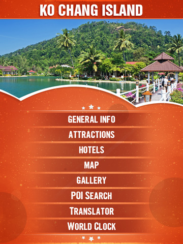 Ko Chang Island Travel Guide screenshot 7