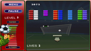 Revolution King Soccer screenshot 2