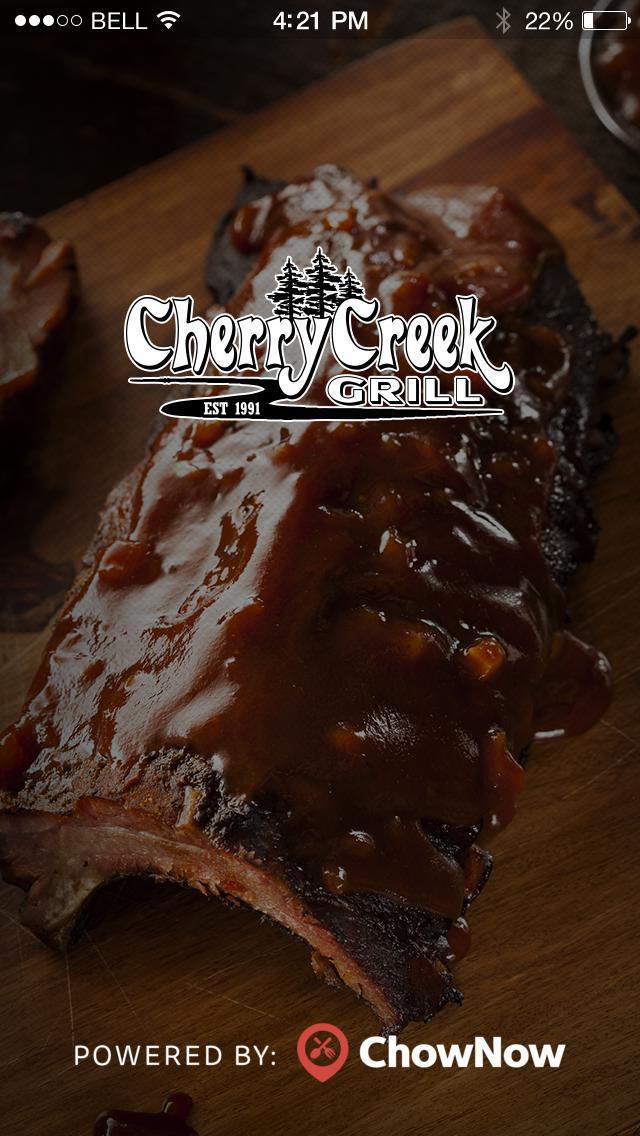 Cherry Creek Grill screenshot 1