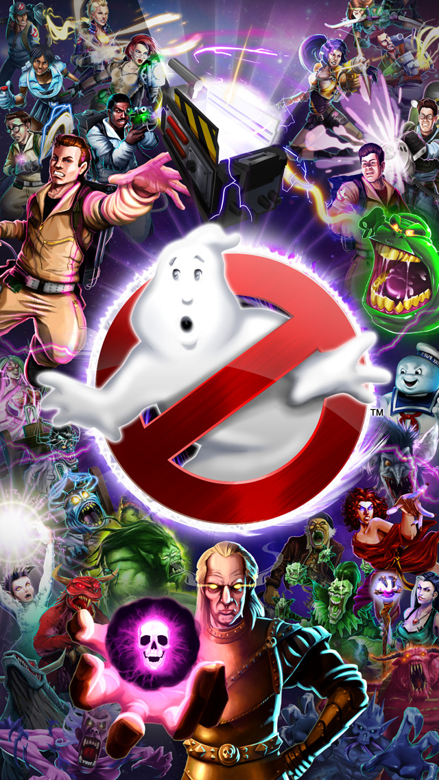 Ghostbusters Puzzle Fighter screenshot 3