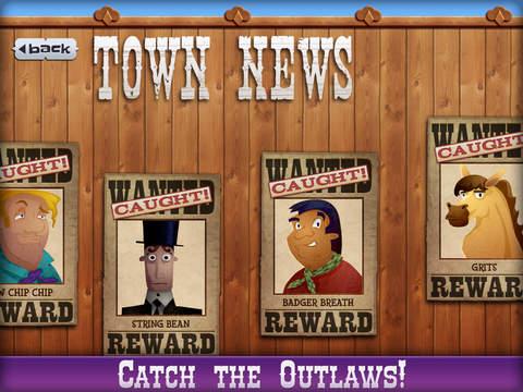 Mystery Word Town Spelling screenshot 8