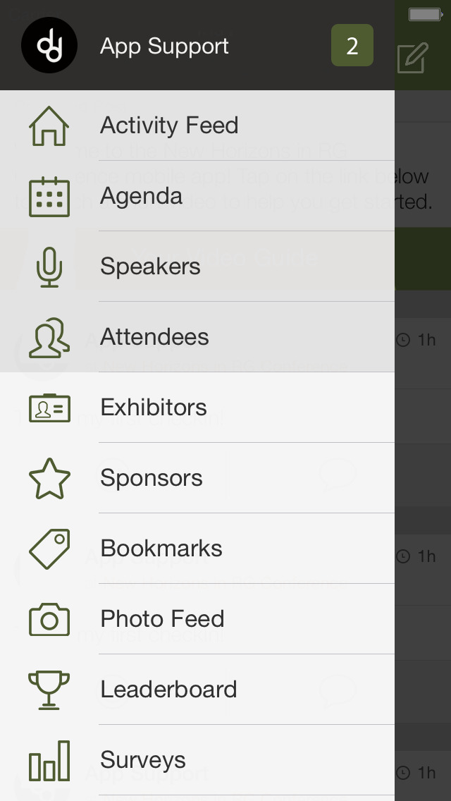 REI Employee Events screenshot 2