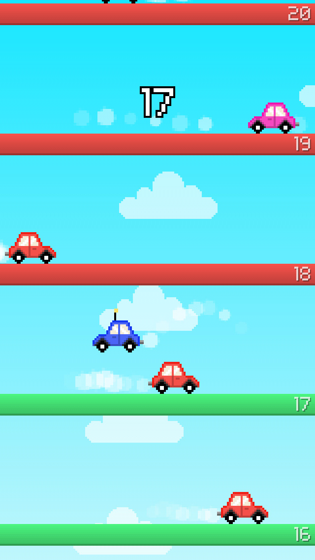 Jump Car screenshot 3