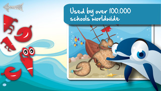 Free Sealife Cartoon Jigsaw Puzzle screenshot 3