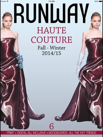 Close-Up Runway Haute Couture screenshot 6