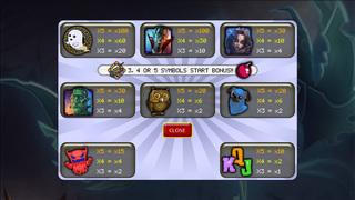Ghost Hunters Slot screenshot 3