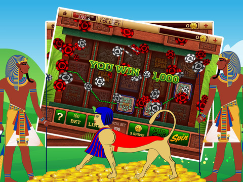 Amazing Casino Palace: Real Slots Vegas Application! screenshot 10