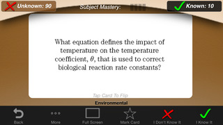Civil Engineering in a Flash: Flashcard Review of Key Topics screenshot 3