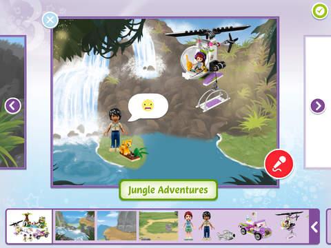 LEGO® Friends Story Maker screenshot 2