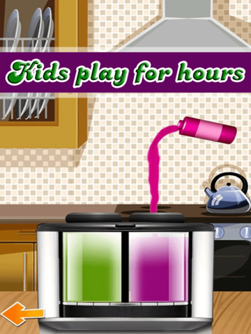 My Little Frozen Candy Treats Maker Game Advert Free App screenshot 8
