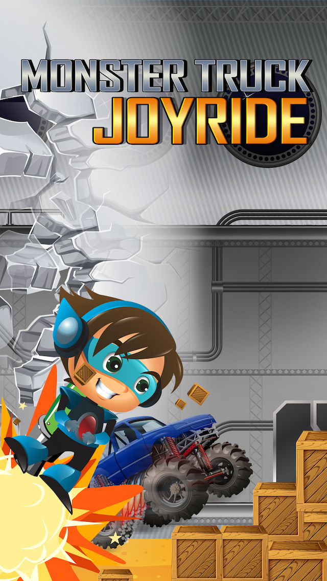 Monster Truck Joyride screenshot 1